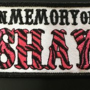 In Memory of Shay Patch