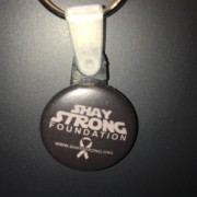 Shay Strong Foundation Keychain Big
