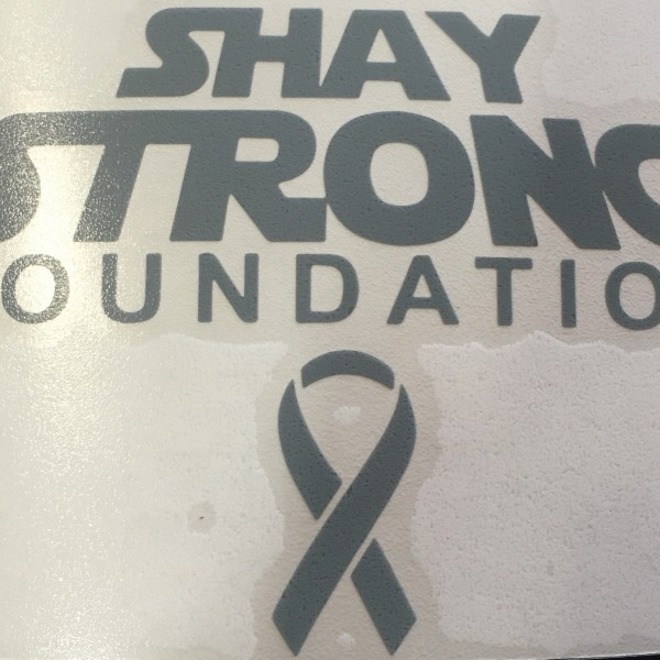 Shay Strong Foundation Sticker